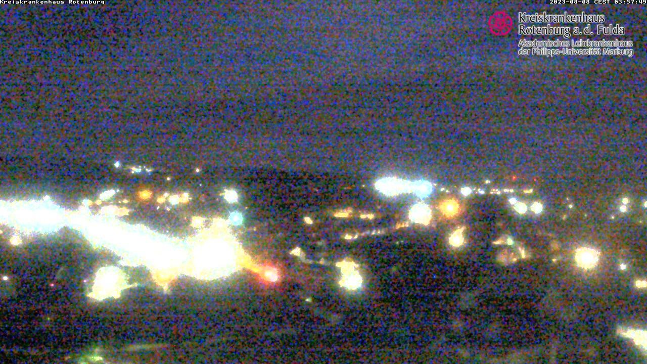 Aktuelles Webcam-Bild von Rotenburg